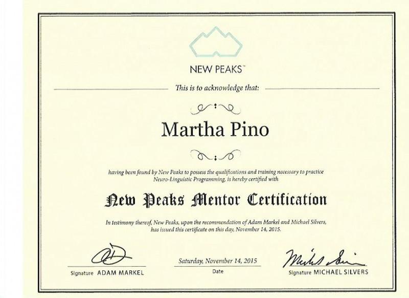 MP- Mentor Certification